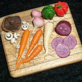 VegetablesonCuttingBoardcost34.group3